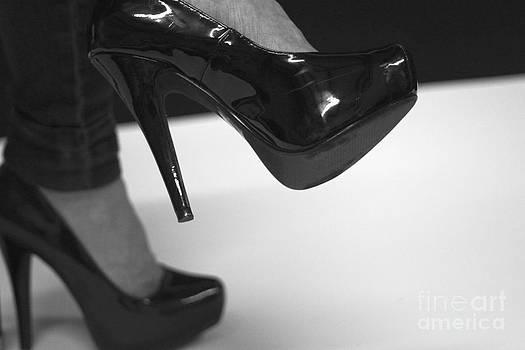 Amazing Jules - Sexy Black Heels