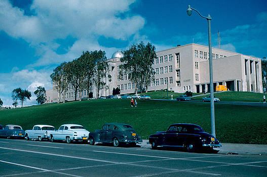 SF City College 1956  2 by Cumberland Warden