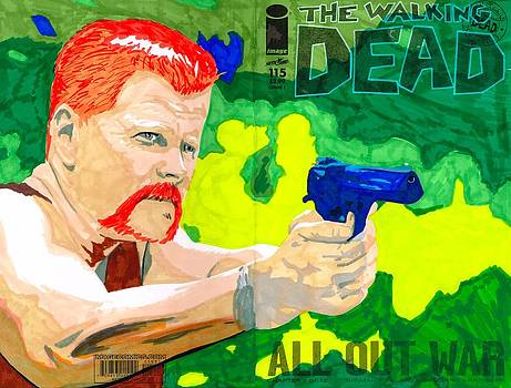Sgt. Abraham Ford by Kyle Willis