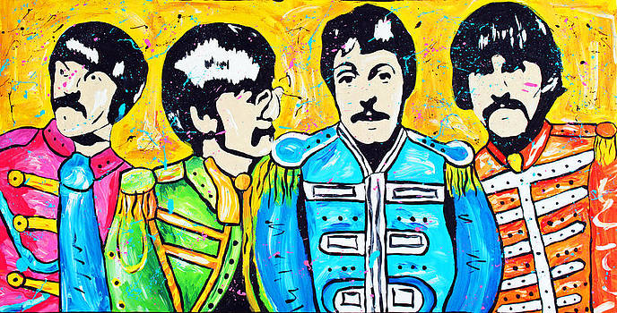 Sgt. Pepper's Lonely Hearts Club by Tara Richelle