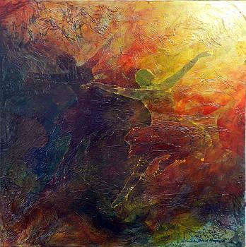 Shadow Dancers by David  Maynard