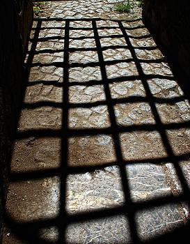 Shadow on the floor by Vladimir Jovanovic