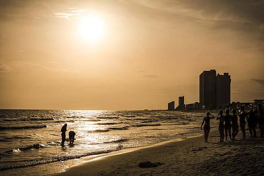 David Morefield - Shadows of the Beach