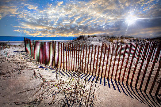 Debra and Dave Vanderlaan - Shadows on the Dunes
