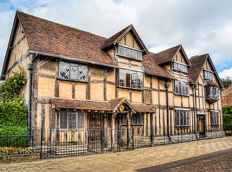 Shakespeare's Birthplace by Trevor Wintle