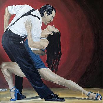 Shall we Tango by Hussein El Kaissy