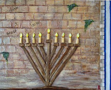 Chanukah of Peace by Raya Finkelson