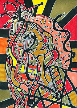 Shaman Goddess by Michelle Villarreal
