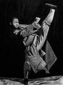 Shaolin Kung fu by Vishvesh Tadsare