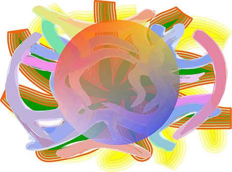 Shapes and Colors by Ricardo  De Almeida