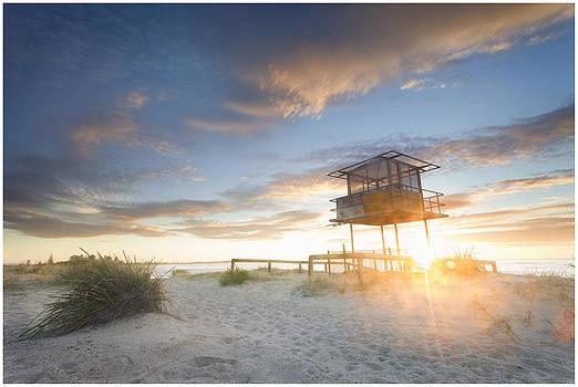 Shark Tower 2 by Steve Caldwell
