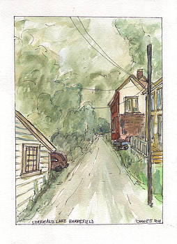 Sharman's Lane by David Dossett