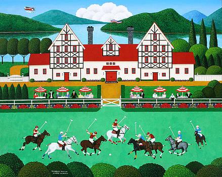Shaughnessy Polo Club by Wilfrido Limvalencia