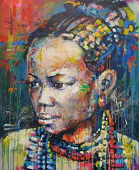 She by Marta Zawadzka