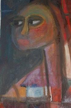She  by Mona  El Rubi