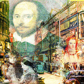 Sheakespeare by GANECH Graphics