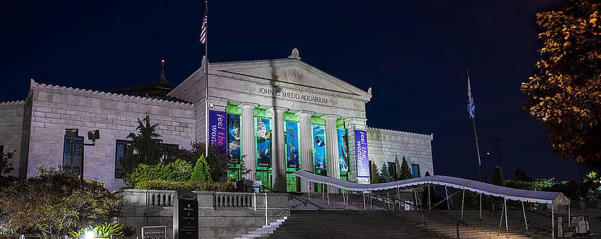 Steve Gadomski - Shedd Aquarium Chicago Illinois