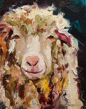 Sheep Alert by Diane Whitehead