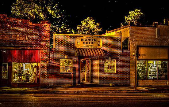 David Morefield - Sheilas Barber Shop