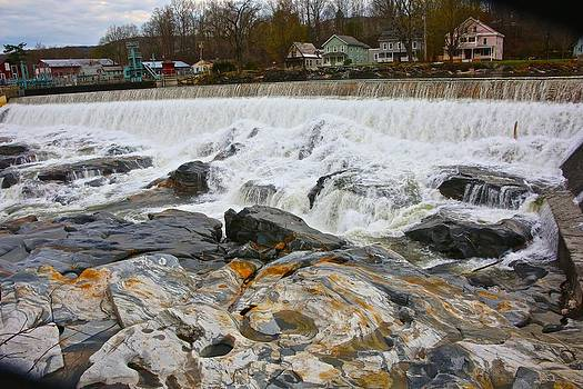 Shelburne's Falls by Randi Shenkman