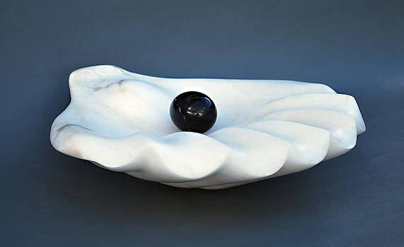 Shell and Pearl by Leslie Dycke