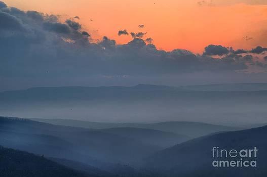 Adam Jewell - Shenandoah Sunset