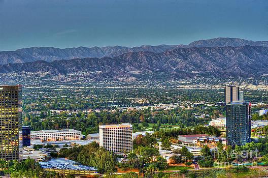 David  Zanzinger - Sheraton Hilton Hotels Universal City CA