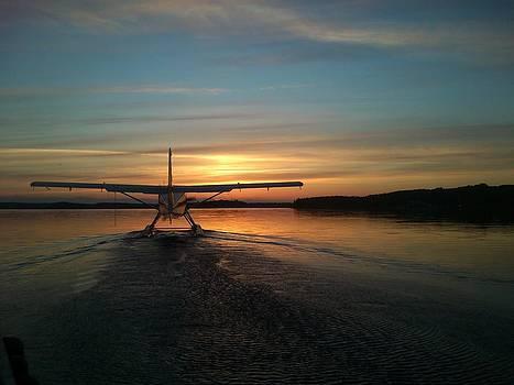 Shimmering Aviation by Dan Kincaid