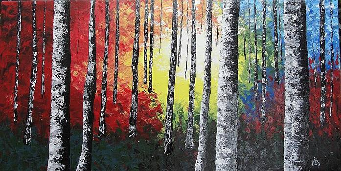 Shimmering by Shilpi Singh
