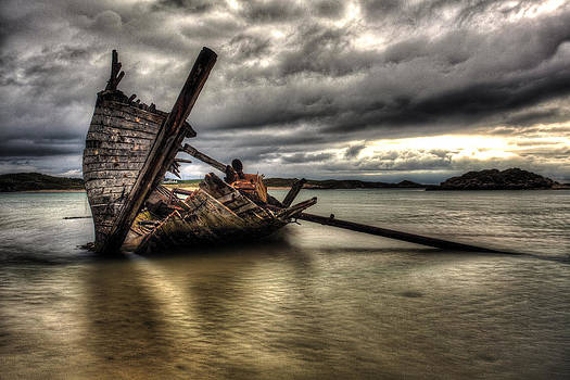 Ship Wreck by Craig Brown