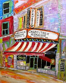 Shirley's Schwartz's  by Michael Litvack