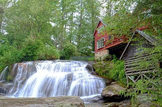 Shoal Creek Falls by Bob Jackson