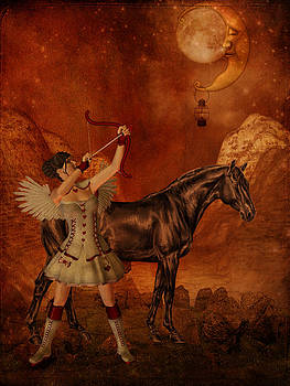 Pamela Phelps - Shoot For the Moon