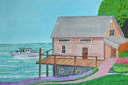 Shore House by Gordon Wendling