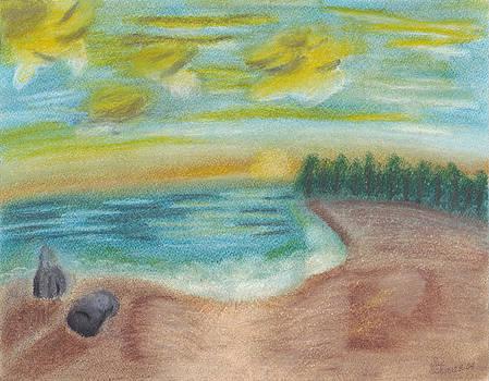 Shoreline by Susan Schmitz