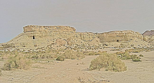 Shoshone Mines by Lee Scott