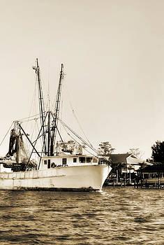 Shrimp Boat by Laura Schramm-Behnke
