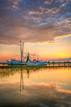 Shrimper's Calm by Steve DuPree