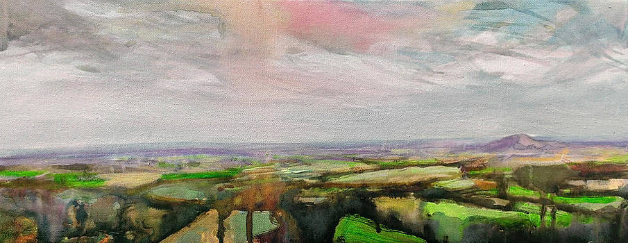 Shropshire Hills 1 by Paul Mitchell