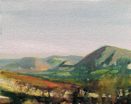 Shropshire Hills 2 by Paul Mitchell