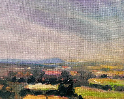 Shropshire Landscape 3 by Paul Mitchell
