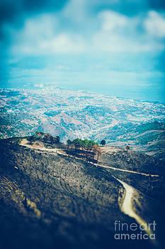 Silvia Ganora - Sicilian land after fire