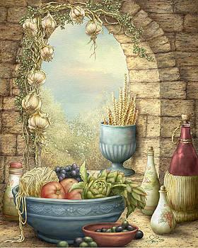 Sicilian Window. by Beverly Levi-Parker