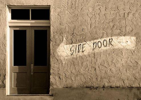 Side Door by Karen M Blankenship