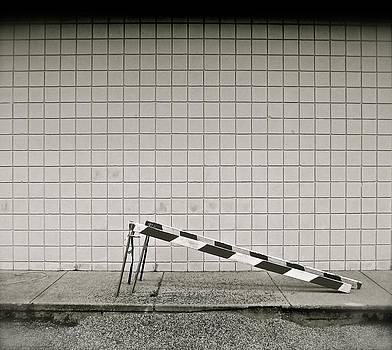 Sidewalk Construction by Sarah Leer