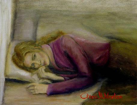 Sigh  by Clara H Marton
