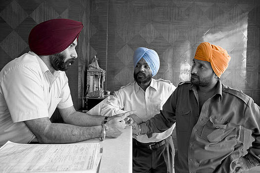 Sikhs by Sonny Marcyan