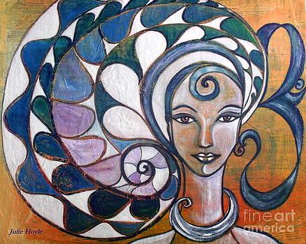 Silence by Julie  Hoyle