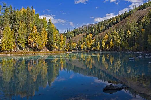 Silent Lake by Jason KS Leung