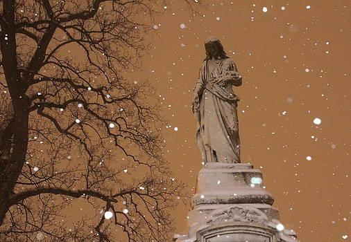 Silent Night by David M Jones